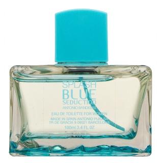Antonio Banderas Splash Blue Seduction for Women eau de Toilette pentru femei 100 ml