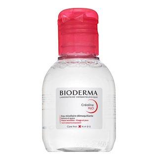 Bioderma Créaline H2O Make-up Removing Micelle Solution apă micelară pentru piele sensibilă 100 ml