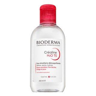 Bioderma Créaline TS H2O Solution Micellaire Cleanser apă micelară pentru piele sensibilă 250 ml