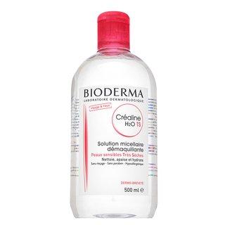 Bioderma Créaline TS H2O Solution Micellaire Cleanser apă micelară pentru piele sensibilă 500 ml