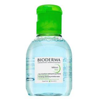 Bioderma Sébium H2O Purifying Cleansing Micelle Solution soluție micelară pentru piele uleioasă 100 ml