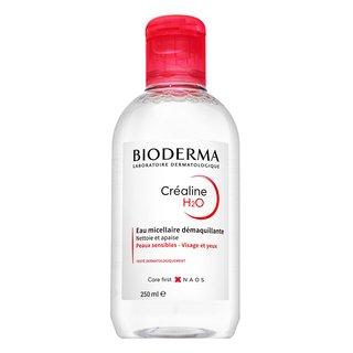 Bioderma Sensibio H2O Make-up Removing Micelle Solution apă micelară pentru piele sensibilă 250 ml