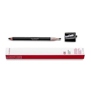 Clarins Crayon Khôl Eye Pencil 01 Carbon Black eyeliner khol 1,1 g