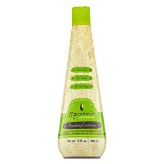 Macadamia Natural Oil Smoothing Conditioner balsam pentru netezire pentru păr aspru si indisciplinat 300 ml