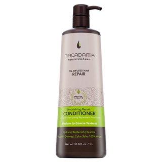 Macadamia Professional Nourishing Repair Conditioner balsam hrănitor pentru hidratarea părului 1000 ml