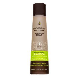 Macadamia Professional Ultra Rich Repair Shampoo șampon hrănitor pentru păr deteriorat 300 ml
