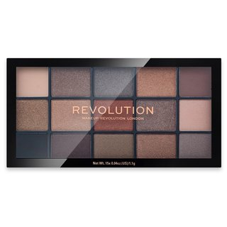 Makeup Revolution Reloaded Eyeshadow Palette - Iconic 2.0 paletă cu farduri de ochi 16,5 g