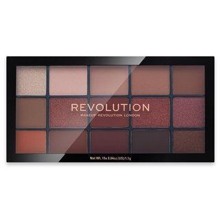 Makeup Revolution Reloaded Eyeshadow Palette - Iconic Fever paletă cu farduri de ochi 16,5 g