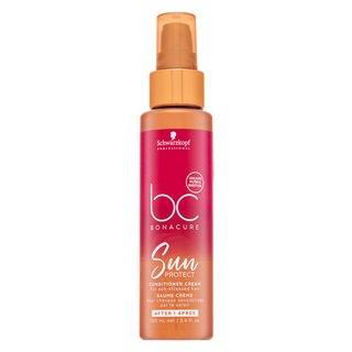 Schwarzkopf Professional BC Bonacure Sun Protect Conditioner Cream balsam fără clatire pentru păr deteriorat de razele soarelui 100 ml