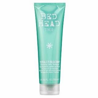 Tigi Bed Head Totally Beachin' Cleansing Jelly Shampoo șampon pentru păr deteriorat de razele soarelui 250 ml