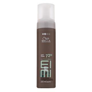 Wella Professionals EIMI Nutricurls Soft Twirl 72h Anti-Frizz Foam spumă de styling pentru păr ondulat si cret 200 ml