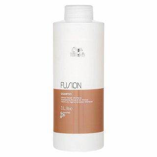 Wella Professionals Fusion Intense Repair Shampoo sampon hranitor pentru păr deteriorat 1000 ml