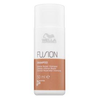 Wella Professionals Fusion Intense Repair Shampoo sampon hranitor pentru păr deteriorat 50 ml