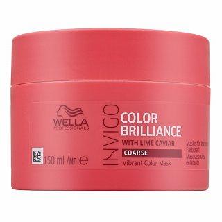 Wella Professionals Invigo Brilliance Mask mască pentru păr aspru si colorat 150 ml