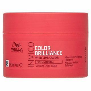 Wella Professionals Invigo Color Brilliance Vibrant Color Mask masca pentru păr fin si colorat 150 ml