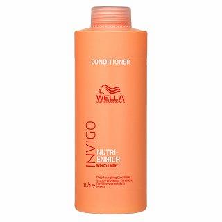 Wella Professionals Invigo Nutri-Enrich Deep Nourishing Conditioner balsam hranitor pentru păr uscat 1000 ml