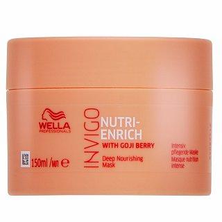 Wella Professionals Invigo Nutri-Enrich Deep Nourishing Mask mască pentru păr uscat si deteriorat 150 ml