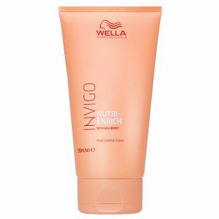 Wella Professionals Invigo Nutri-Enrich Frizz Control Cream cremă de netezire impotriva incretirii părului 150 ml