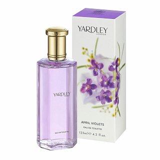 Yardley April Violets Contemporary Edition Eau de Toilette femei 125 ml