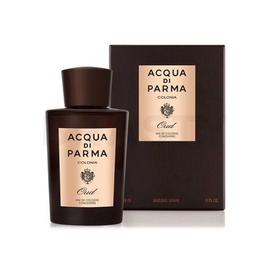 Acqua di Parma Colonia Oud Concentrée eau de cologne bărbați 10 ml Eșantion