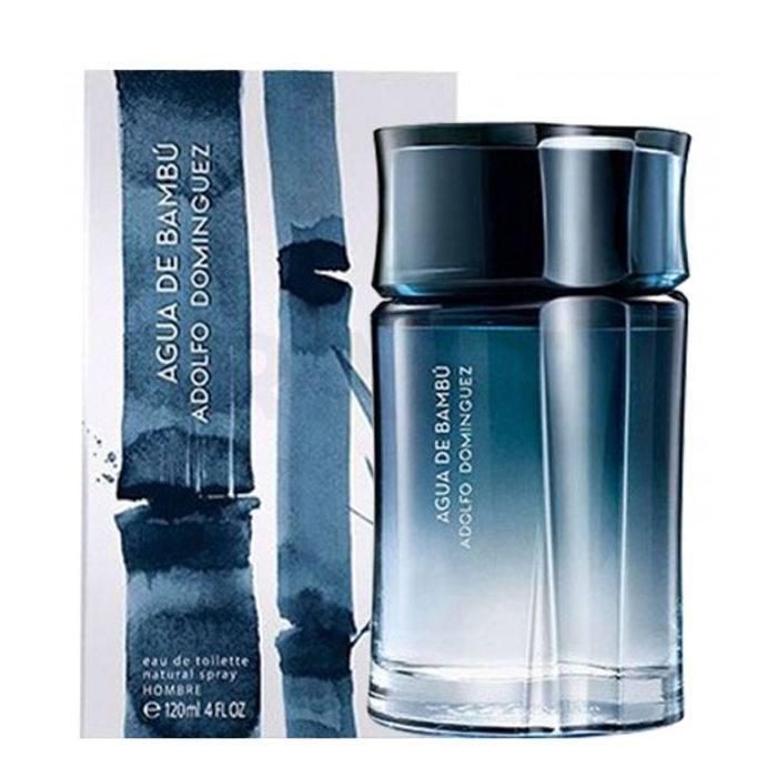 Adolfo Dominguez Agua de Bambu Eau de Toilette pentru bărbați 10 ml Eșantion