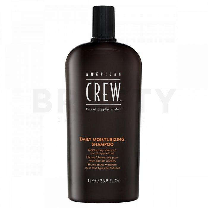 American Crew Classic Daily Moisturizing Shampoo șampon hrănitor pentru hidratarea părului 1000 ml