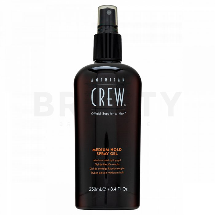 American Crew Medium Hold Spray Gel gel in spray pentru fixare medie 250 ml