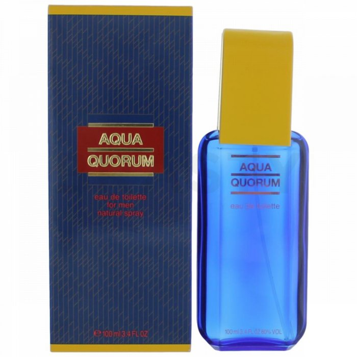Antonio Puig Agua Quorum Eau de Toilette bărbați 10 ml Eșantion