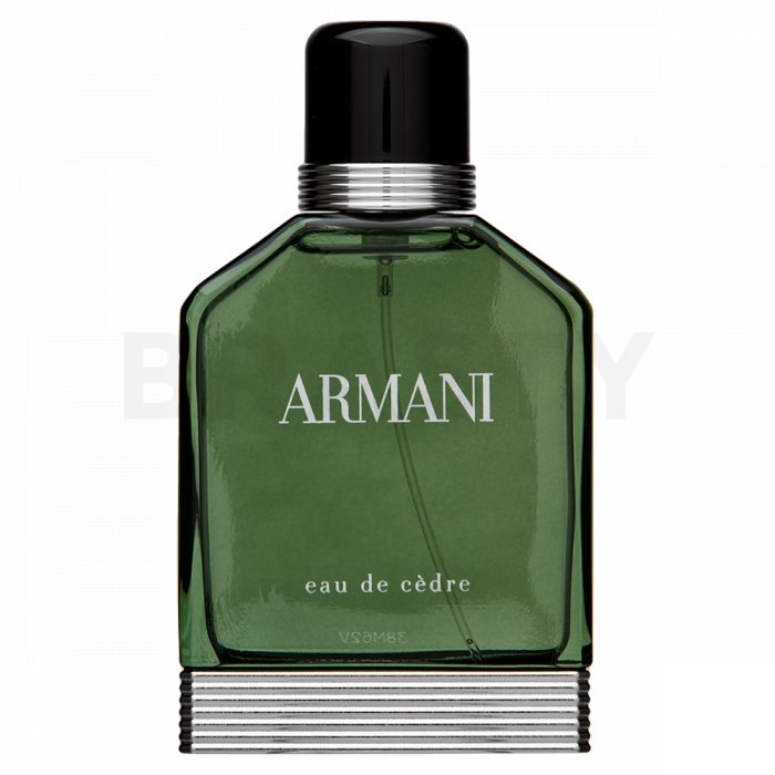 Armani (Giorgio Armani) Eau de Cedre Eau de Toilette pentru barbati 100 ml