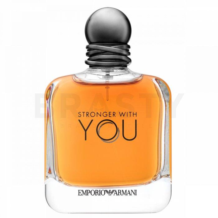 Armani (Giorgio Armani) Emporio Armani Stronger With You Eau de Toilette pentru bărbați 10 ml Eșantion
