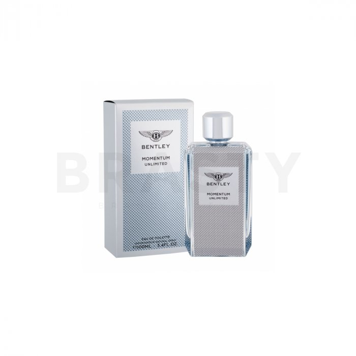 Bentley Momentum Unlimited Eau de Toilette pentru bărbați 100 ml