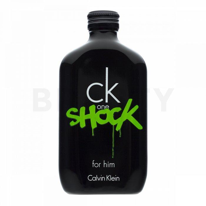 Calvin Klein CK One Shock for Him eau de Toilette pentru barbati 200 ml