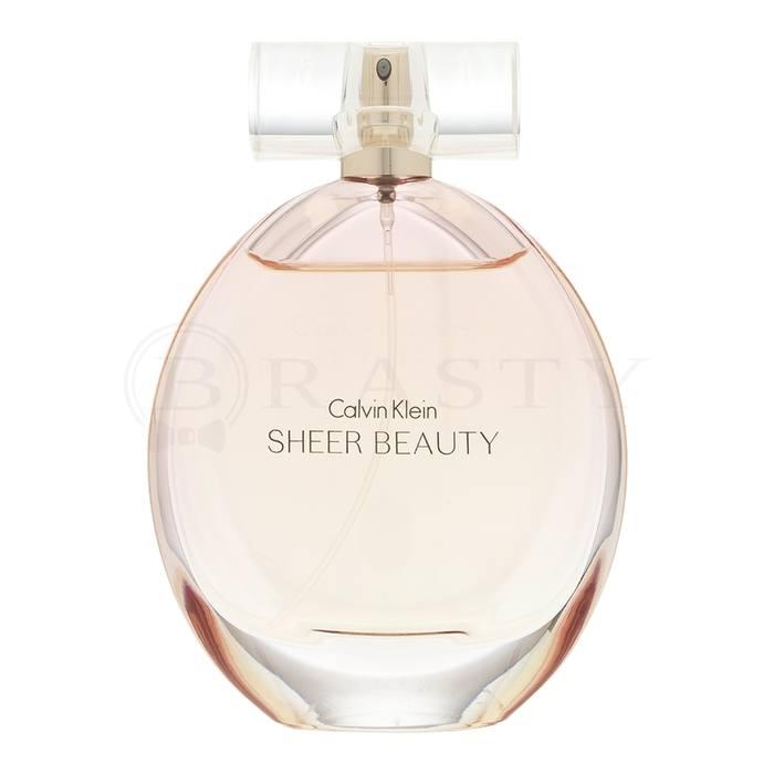 Calvin Klein Sheer Beauty eau de Toilette pentru femei 10 ml Esantion