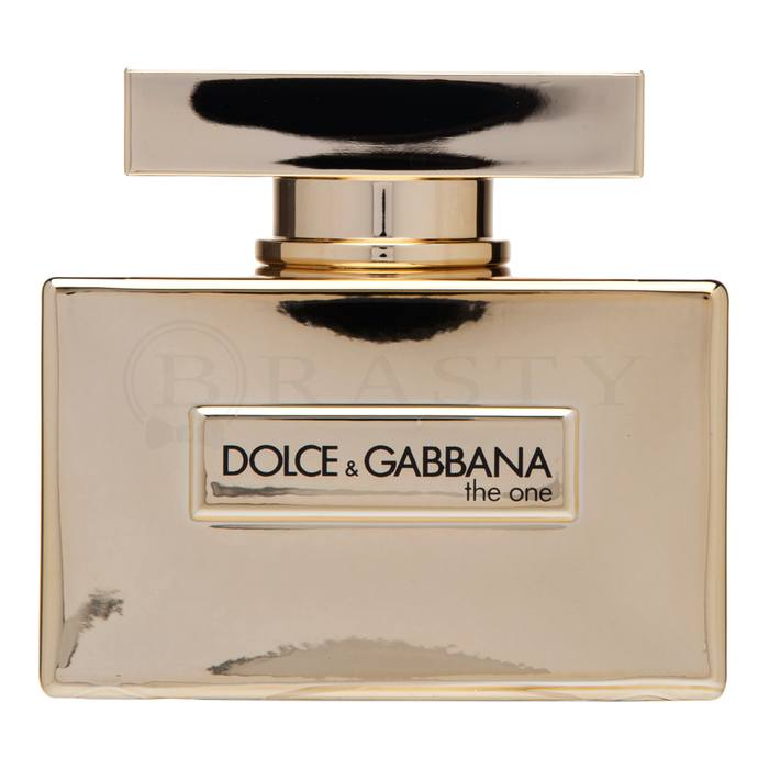Dolce & Gabbana The One 2014 Gold Edition eau de Parfum pentru femei 75 ml
