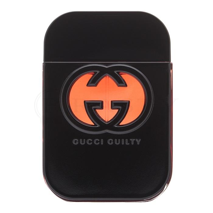 Gucci Guilty Black Pour Femme eau de Toilette pentru femei 75 ml