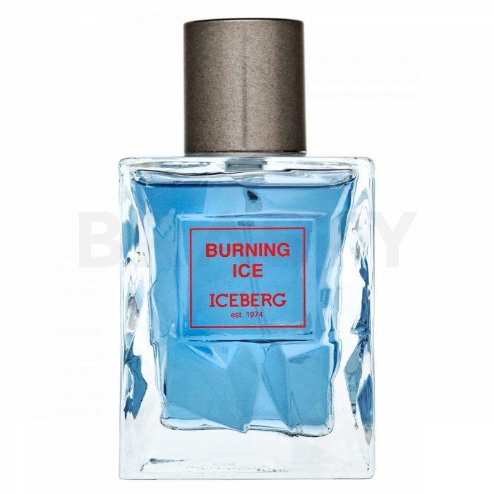 Iceberg Burning Ice Eau de Toilette pentru bărbați 10 ml Eșantion