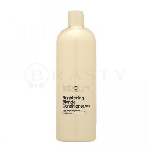 Label.M Brightening Blonde Conditioner balsam pentru păr blond 1000 ml