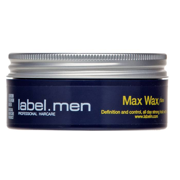 Label.M Men Max Wax ceara de par 50 ml