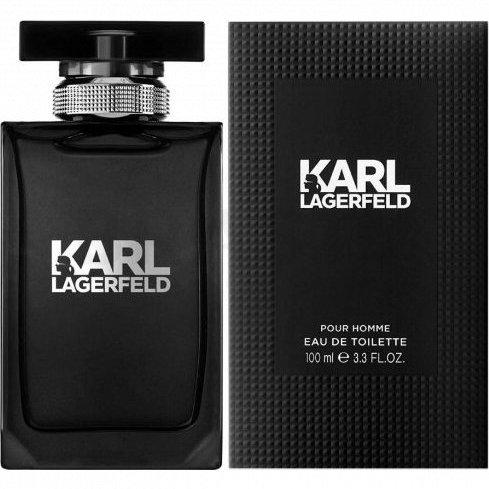 Lagerfeld Karl Lagerfeld for Him Eau de Toilette bărbați 100 ml