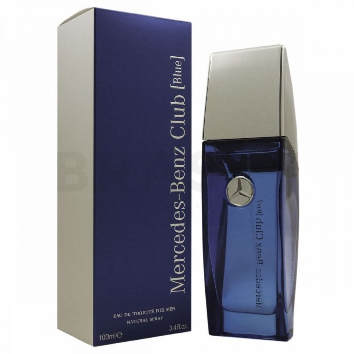 Mercedes Benz Mercedes Benz Club Blue Eau de Toilette bărbați 100 ml