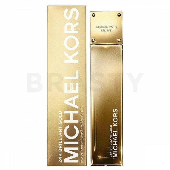 Michael Kors 24K Brilliant Gold Eau de Parfum femei 100 ml