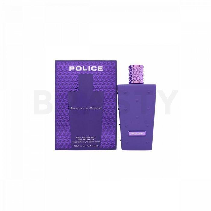 Police Shock-In-Scent For Women Eau de Parfum femei 100 ml