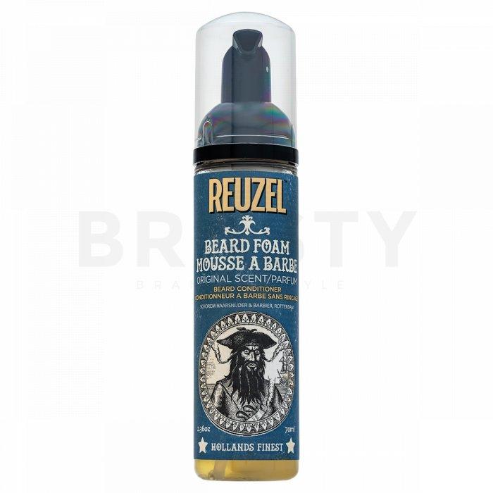Reuzel Beard Foam Spumă hrănitoare pentru barbă 70 ml