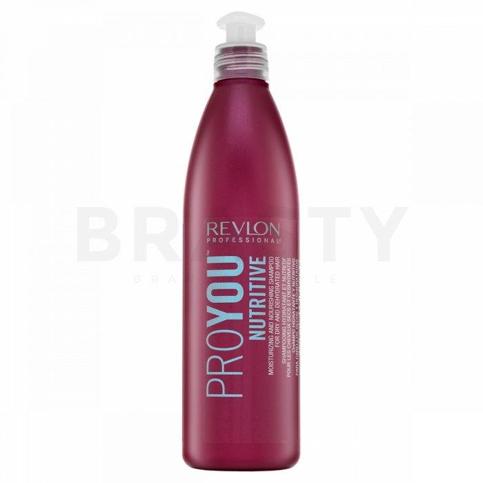 Revlon Professional Pro You Nutritive Shampoo șampon hrănitor pentru hidratarea părului 350 ml