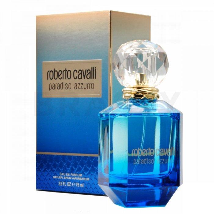 Roberto Cavalli Paradiso Azzurro Eau de Parfum femei 10 ml Eșantion