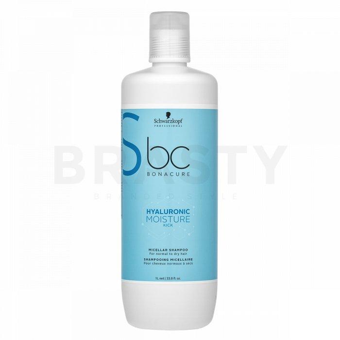 Schwarzkopf Professional BC Bonacure Hyaluronic Moisture Kick Micellar Shampoo sampon pentru păr normal și uscat 1000 ml