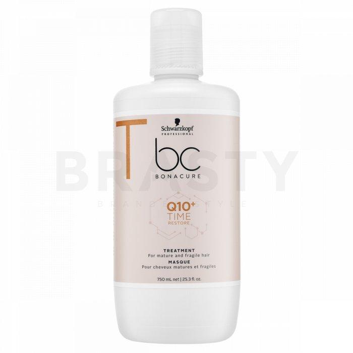 Schwarzkopf Professional BC Bonacure Q10+ Time Restore Treatment mască pentru păr fragil 750 ml