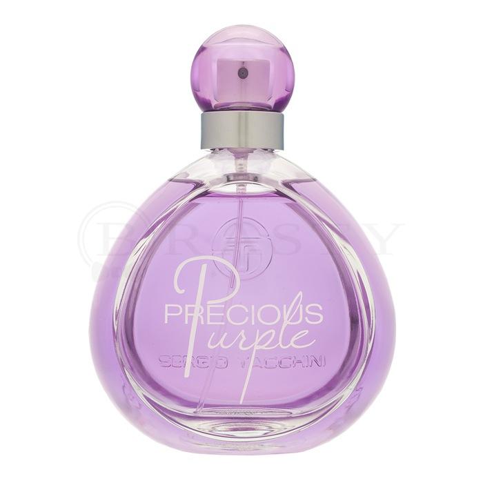 Sergio Tacchini Precious Purple Eau de Toilette femei 10 ml Eșantion