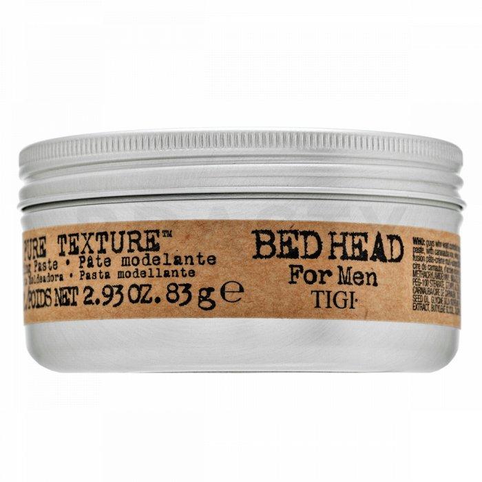 Tigi Bed Head B for Men Pure Texture Molding Paste pastă modelatoare pentru fixare medie 83 ml