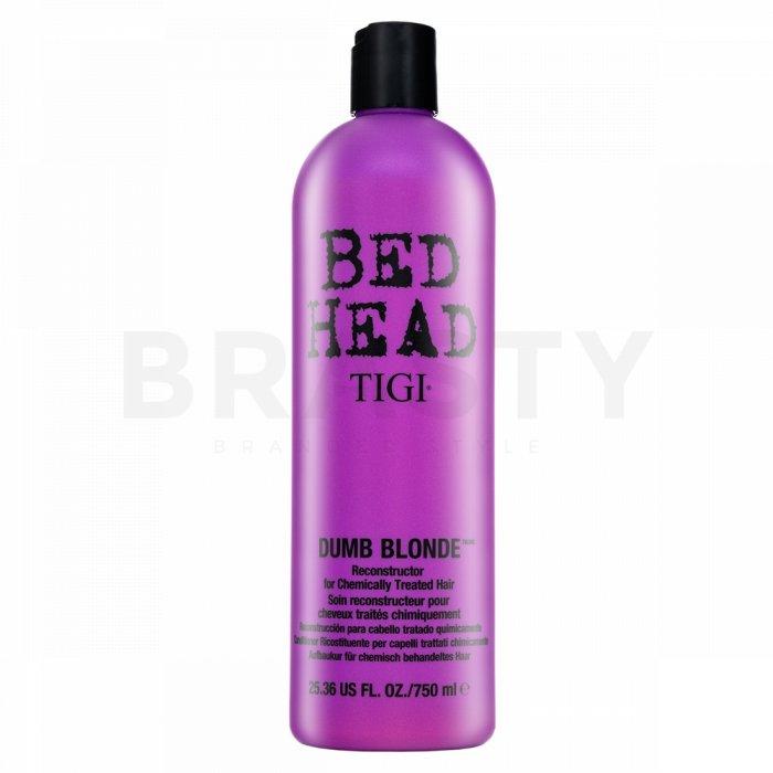 Tigi Bed Head Dumb Blonde Reconstructor balsam pentru păr blond 750 ml